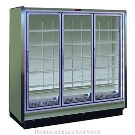 Howard McCray RIF3-30-LED Freezer, Merchandiser