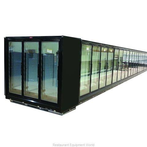 Howard McCray RIF4-24-LED-B Freezer, Merchandiser