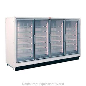 Howard McCray RIF4-30 Freezer, Merchandiser