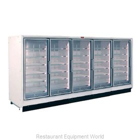 Howard McCray RIF5-63 Freezer Merchandiser Ice Cream Temps