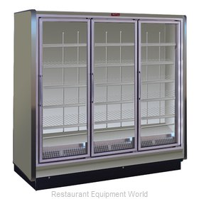 Howard McCray RIN3-24-LED Refrigerator, Merchandiser