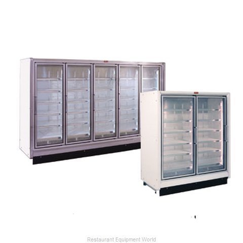 Howard McCray RIN3-24 Refrigerator Merchandiser (Magnified)