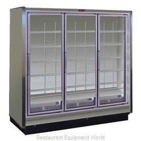 Howard McCray RIN3-30-LED-S Refrigerator, Merchandiser