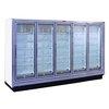 Five Door Refrigerator Merchandisers