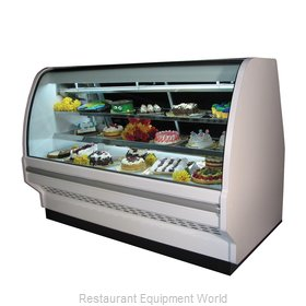 Howard McCray SC-CBS40E-8C-LS Display Case, Refrigerated Bakery