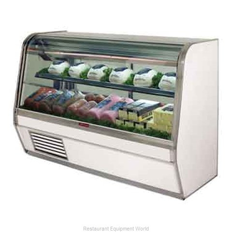 Howard McCray SC-CDS32E-4C-LS Display Case Deli Meats Cheeses