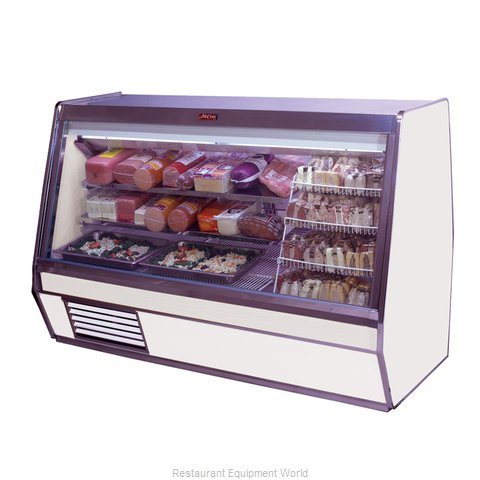 Howard McCray SC-CDS32E-4PT Display Case Deli Meats Cheeses