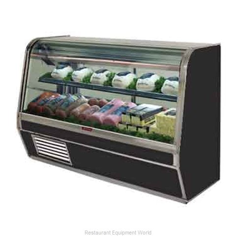 Howard McCray SC-CDS32E-6C-LSB Display Case Deli Meats Cheeses (Magnified)