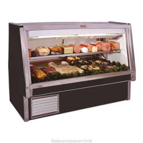 Howard McCray SC-CDS34E-4-B Display Case Deli Meats Cheeses (Magnified)