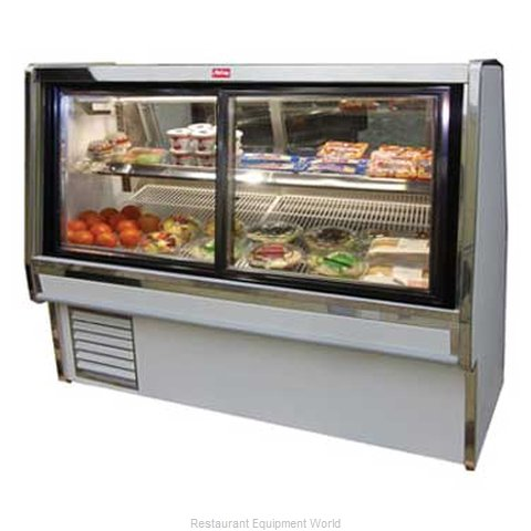 Howard McCray SC-CDS34E-4PT Display Case Deli Meats Cheeses