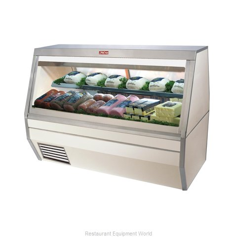 Howard McCray SC-CDS35-4PT Display Case Deli Meats Cheeses