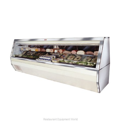 Howard McCray SC-CDS35-8-B Display Case Deli Meats Cheeses