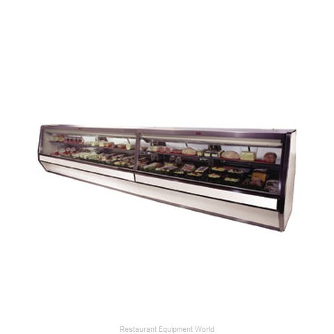Howard McCray SC-CDS40E-12-B Display Case Deli Meats Cheeses (Magnified)