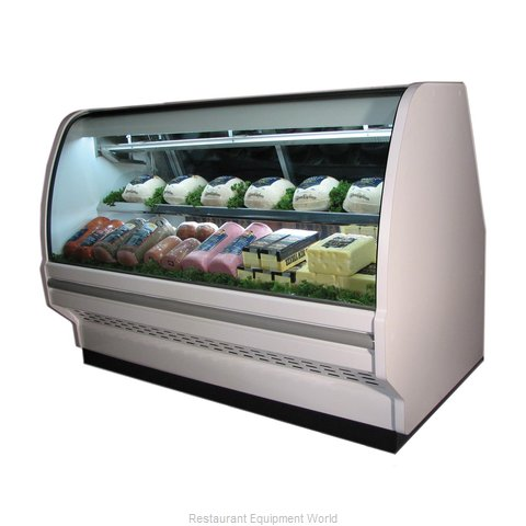Howard McCray SC-CDS40E-6C-LS Display Case Deli Meats Cheeses