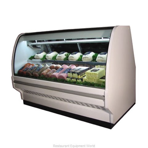 Howard McCray SC-CDS40E-8C-BLS Display Case Deli Meats Cheeses
