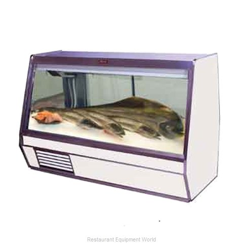 Howard McCray SC-CFS32E-6 Display Case Fish Poultry