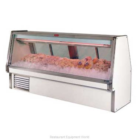 Howard McCray SC-CFS34E-4 Display Case Fish Poultry
