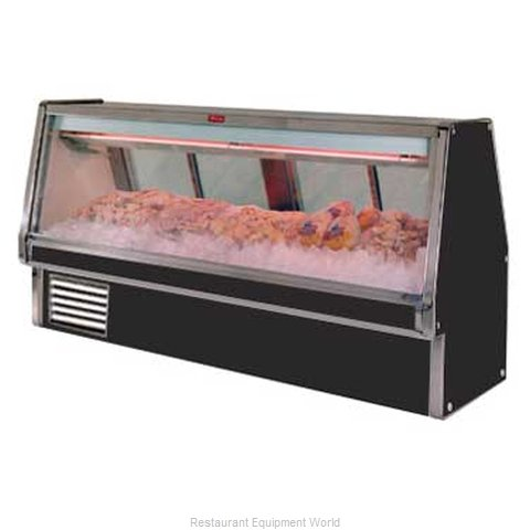 Howard McCray SC-CFS34E-8-B Display Case Fish Poultry