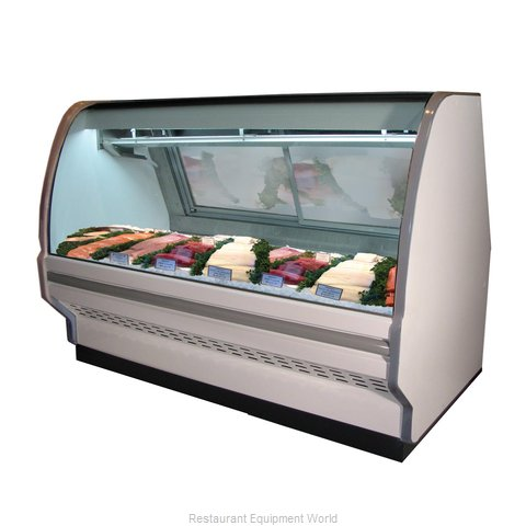 Howard McCray SC-CFS40E-6C Display Case, Deli Seafood / Poultry