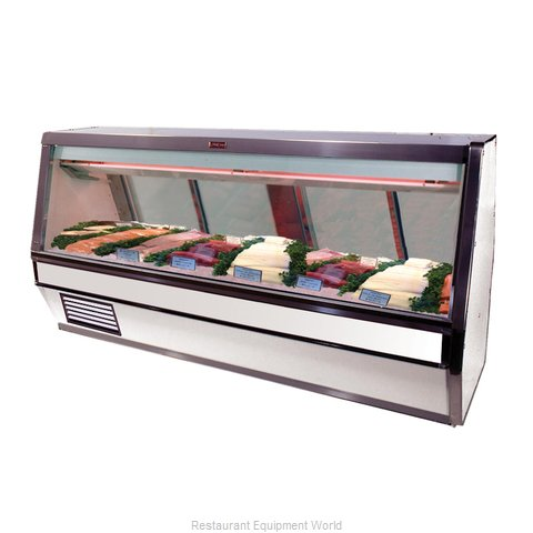 Howard McCray SC-CFS40E-8 Display Case Fish Poultry