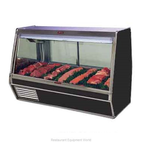 Howard McCray SC-CMS32E-4-B Display Case Red Meat