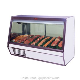 Howard McCray SC-CMS32E-4-LED Display Case, Red Meat Deli