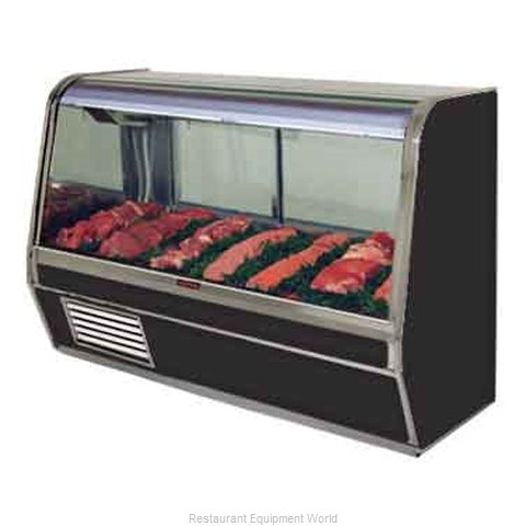Howard McCray SC-CMS32E-4C-B Display Case Red Meat