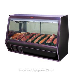 Howard McCray SC-CMS32E-6-BE-LED Display Case, Red Meat Deli