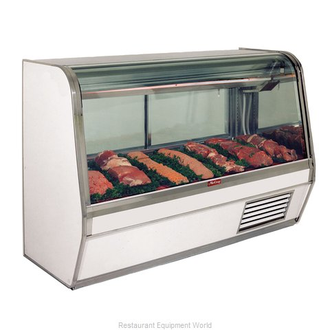 Howard McCray SC-CMS32E-6C-LED Display Case, Red Meat Deli
