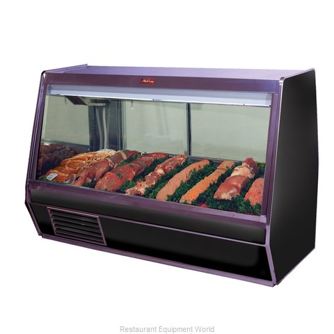 Howard McCray SC-CMS32E-8-BE-LED Display Case, Red Meat Deli