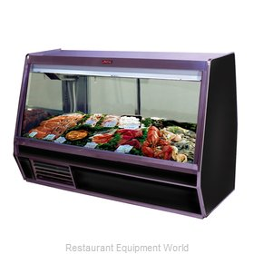 Howard McCray SC-CMS32E-8-BE Display Case, Red Meat Deli