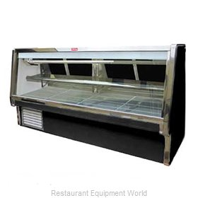 Howard McCray SC-CMS34E-12-BE Display Case, Red Meat Deli