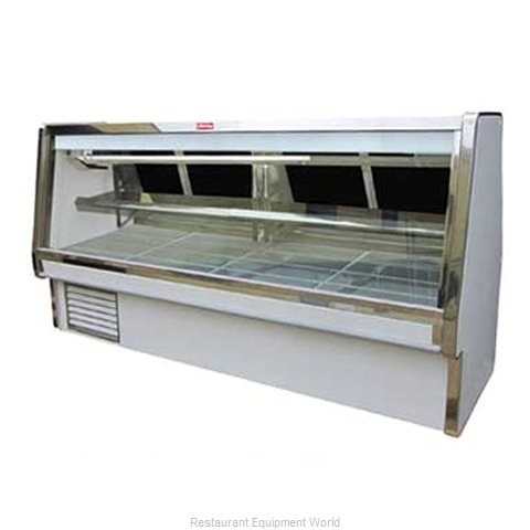 Howard McCray SC-CMS34E-12 Display Case Red Meat