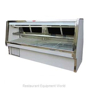 Howard McCray SC-CMS34E-6 Display Case, Red Meat Deli