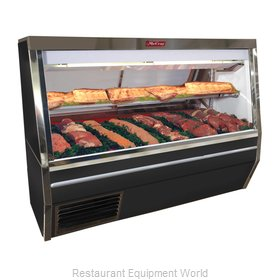 Howard McCray SC-CMS34N-4-BE-LED Display Case, Red Meat Deli