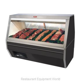 Howard McCray SC-CMS35-12-BE-LED Display Case, Red Meat Deli