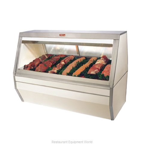 Howard McCray SC-CMS35-4-B Display Case Red Meat