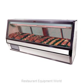 Howard McCray SC-CMS40E-8 Display Case, Red Meat Deli
