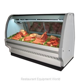 Howard McCray SC-CMS40E-8C Display Case, Red Meat Deli