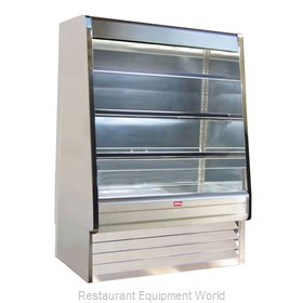 Howard McCray SC-OD30E-3-S-LED Merchandiser, Open