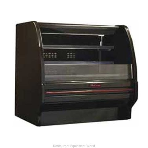 Howard McCray SC-OD40E-4L-B Merchandiser, Open