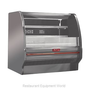 Howard McCray SC-OD40E-S-3L-LED Merchandiser, Open