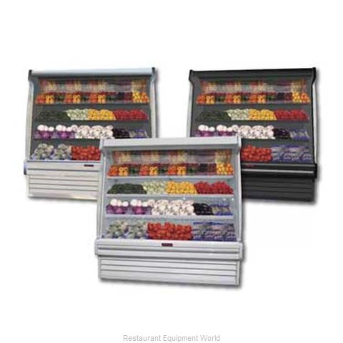 Howard McCray SC-OP35E-3S-LS-B Display Case Open Produce