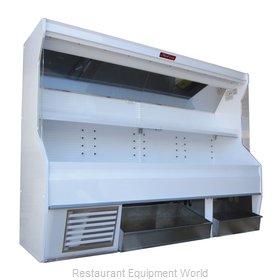 Howard McCray SC-P32E-6S-BINS-LED Display Case, Produce
