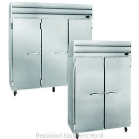 Howard McCray SF75-S Reach-In Freezer 3 sections
