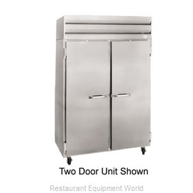 Howard McCray SR22-SS Reach-in Refrigerator, 1 section