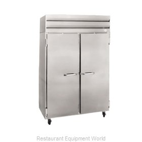 Howard McCray SR48-SS Reach-in Refrigerator, 2 sections