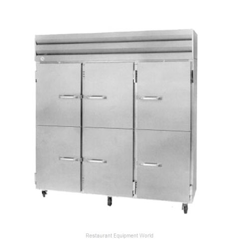 Howard McCray SR75-H Refrigerator, Reach-In