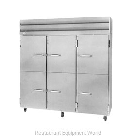 Howard McCray SR75-H Reach-in Refrigerator 3 sections