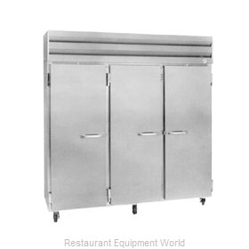 Howard McCray SR75-SS Reach-in Refrigerator, 3 sections